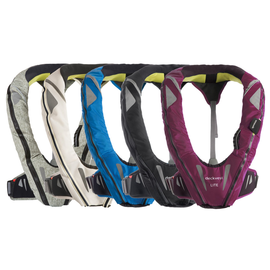 Spinlock DeckVest Lite Collection