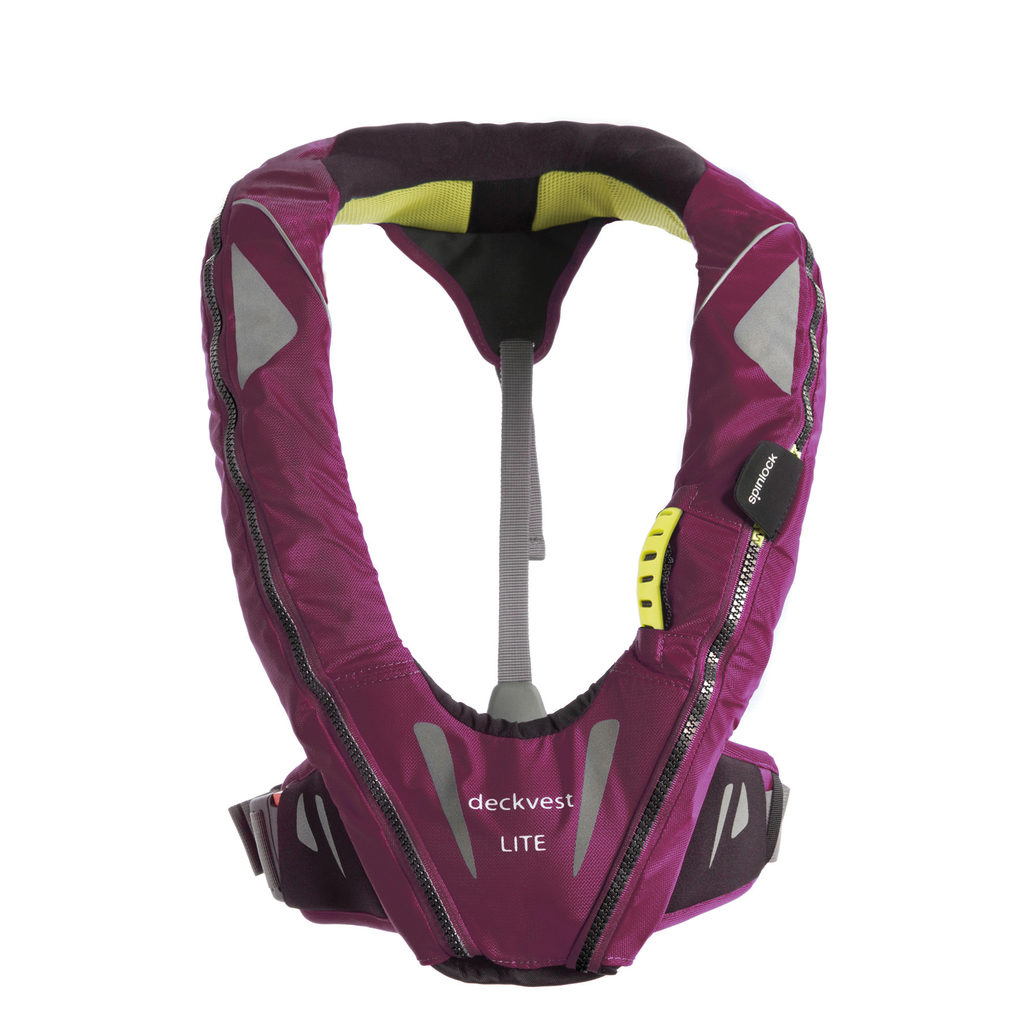 Spinlock DeckVest Lite Grenadine Pink