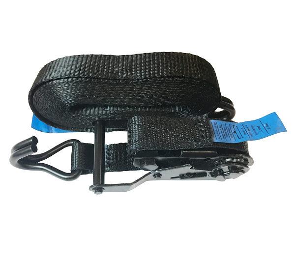 Ratchet Strap - 6m - 1500kg - Black