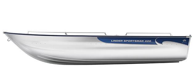 Linder 400 side rails