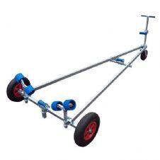 3 wheel Launch Trolley