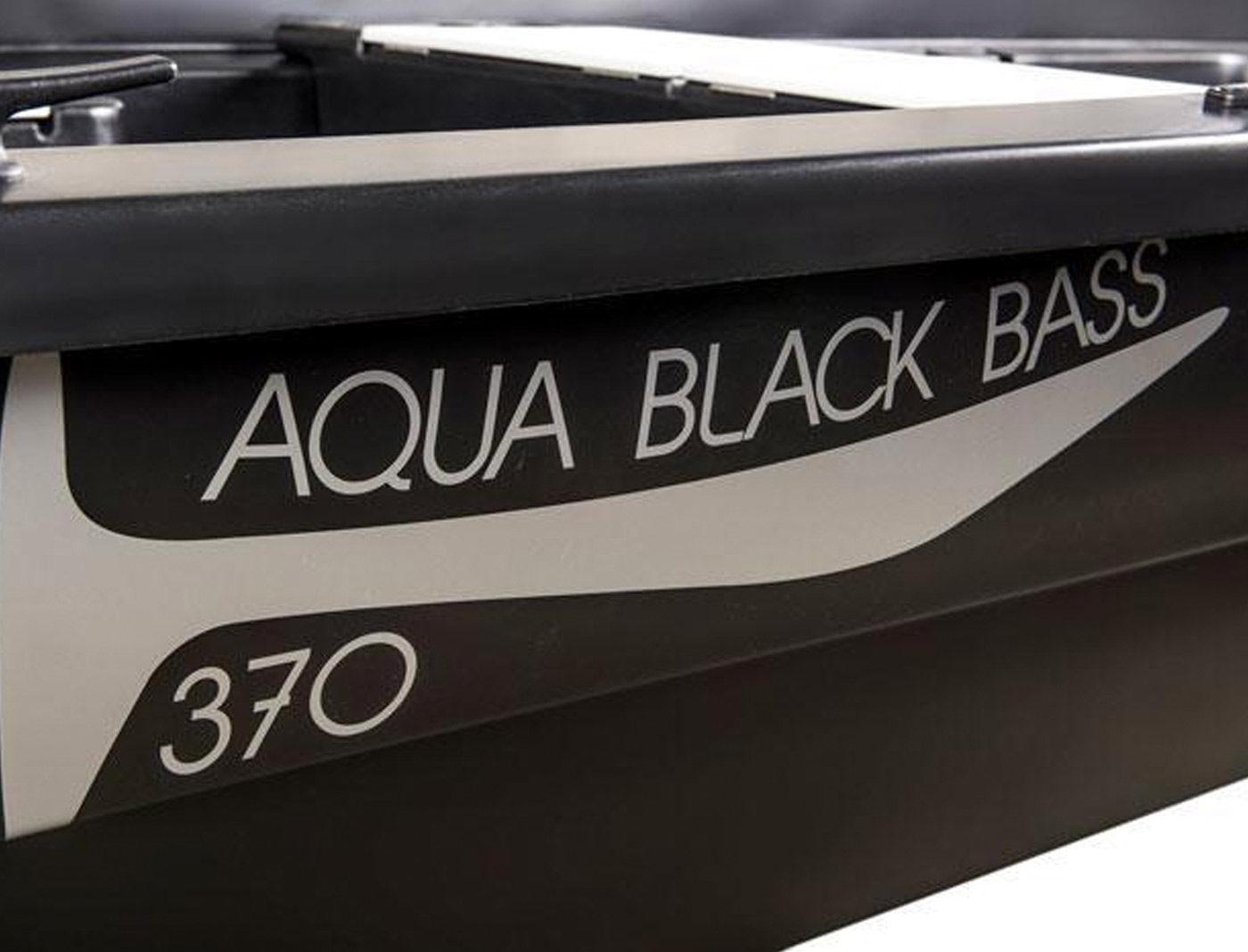 Aqua 370 Black Bass 2