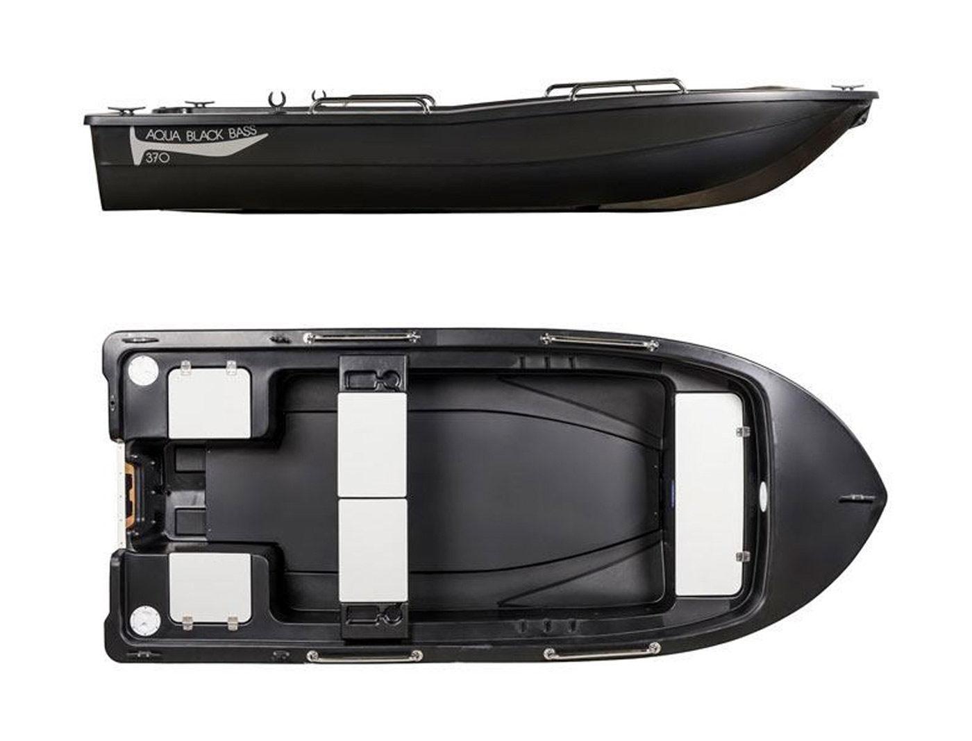 Aqua 370 Black Bass