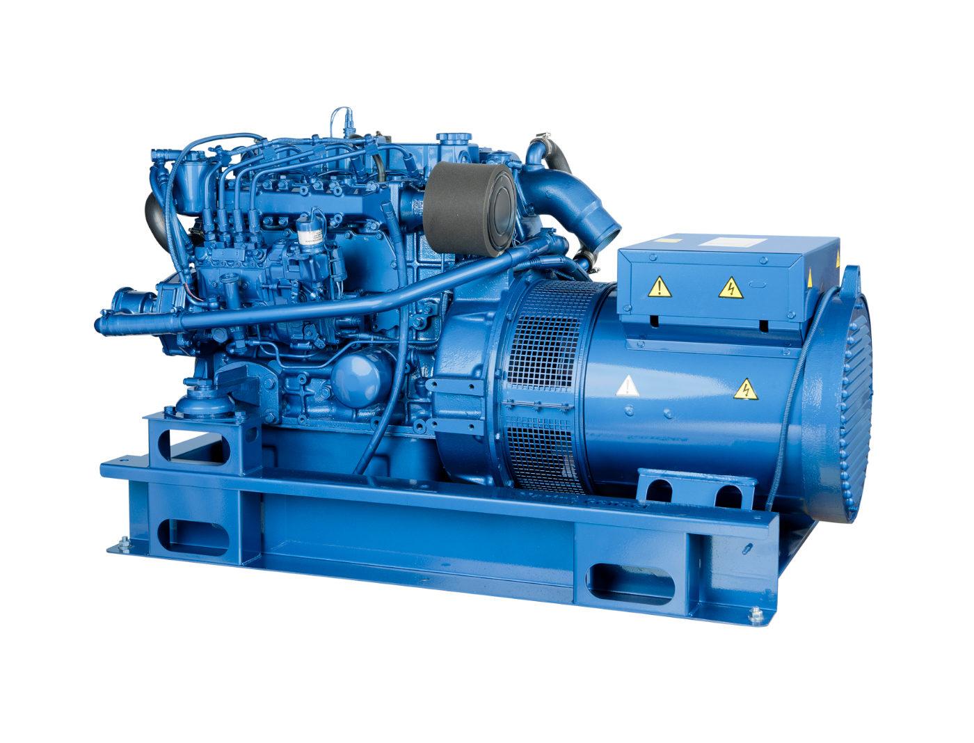 Solé Diesel 35GT Genset