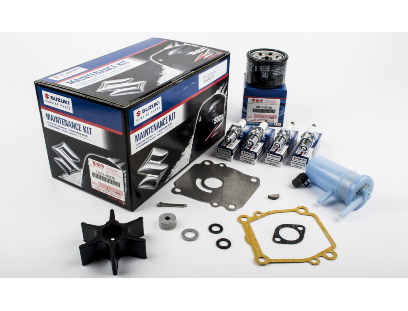Suzuki DF60/70 Marine Maintenance Service Kit ('07)