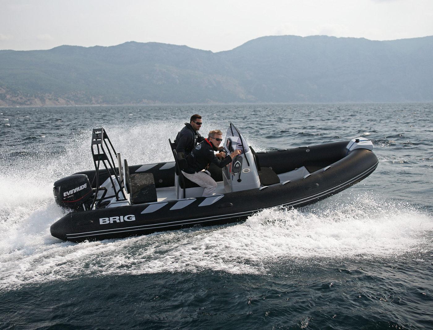 ORCA Hypalon Tubes Navigator Series