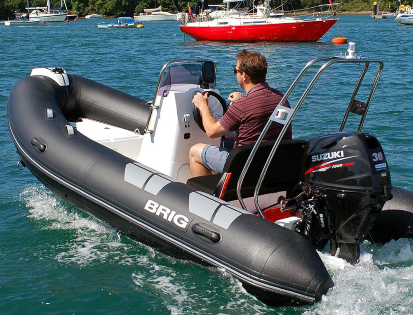 Custom Hull Gel Coat Falcon Rider Series
