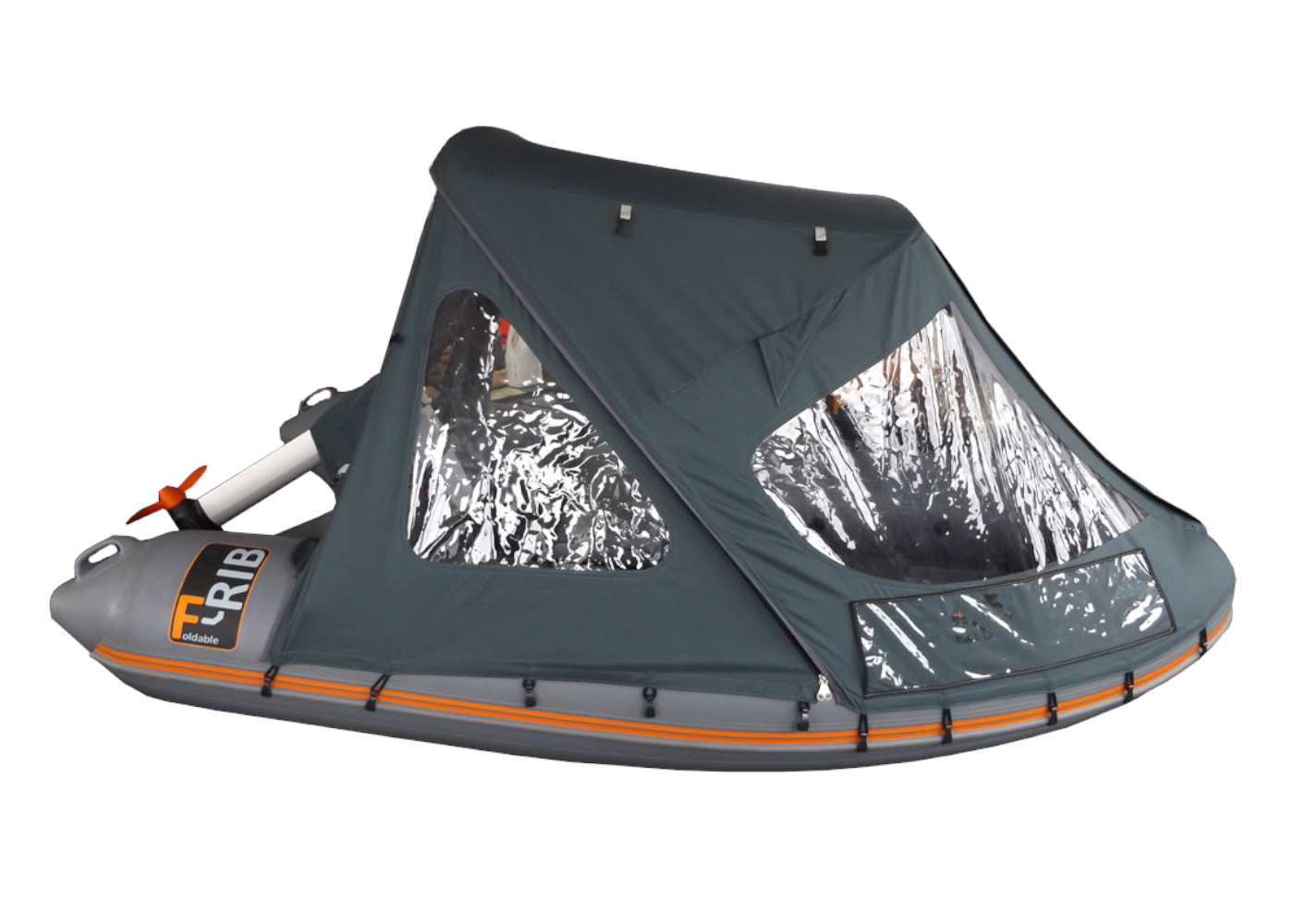 F-RIB Canopy Tent (excludes 460)
