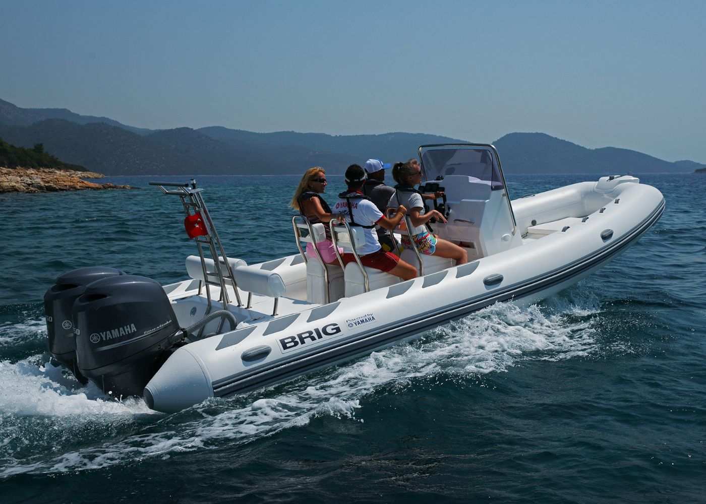 Sports and Leisure Packs for BRIG Navigator Series