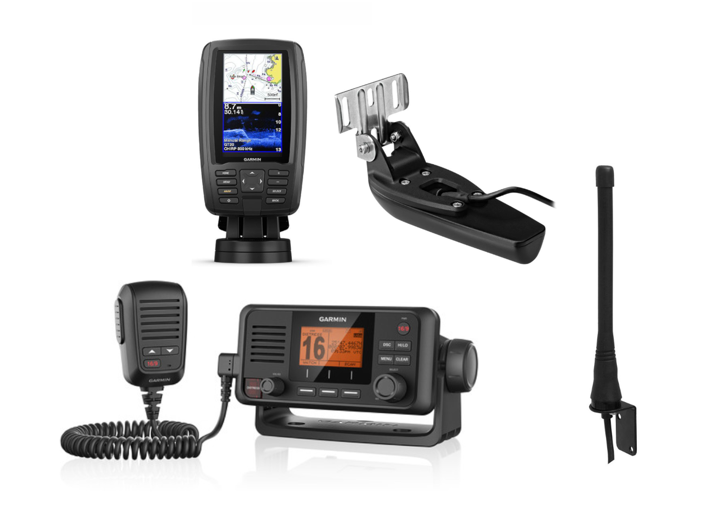 Electronics Pack 1 - Garmin 45CV & VHF115i Kits
