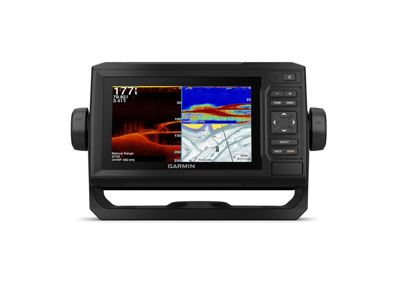 Garmin ECHOMAP Plus 65CV