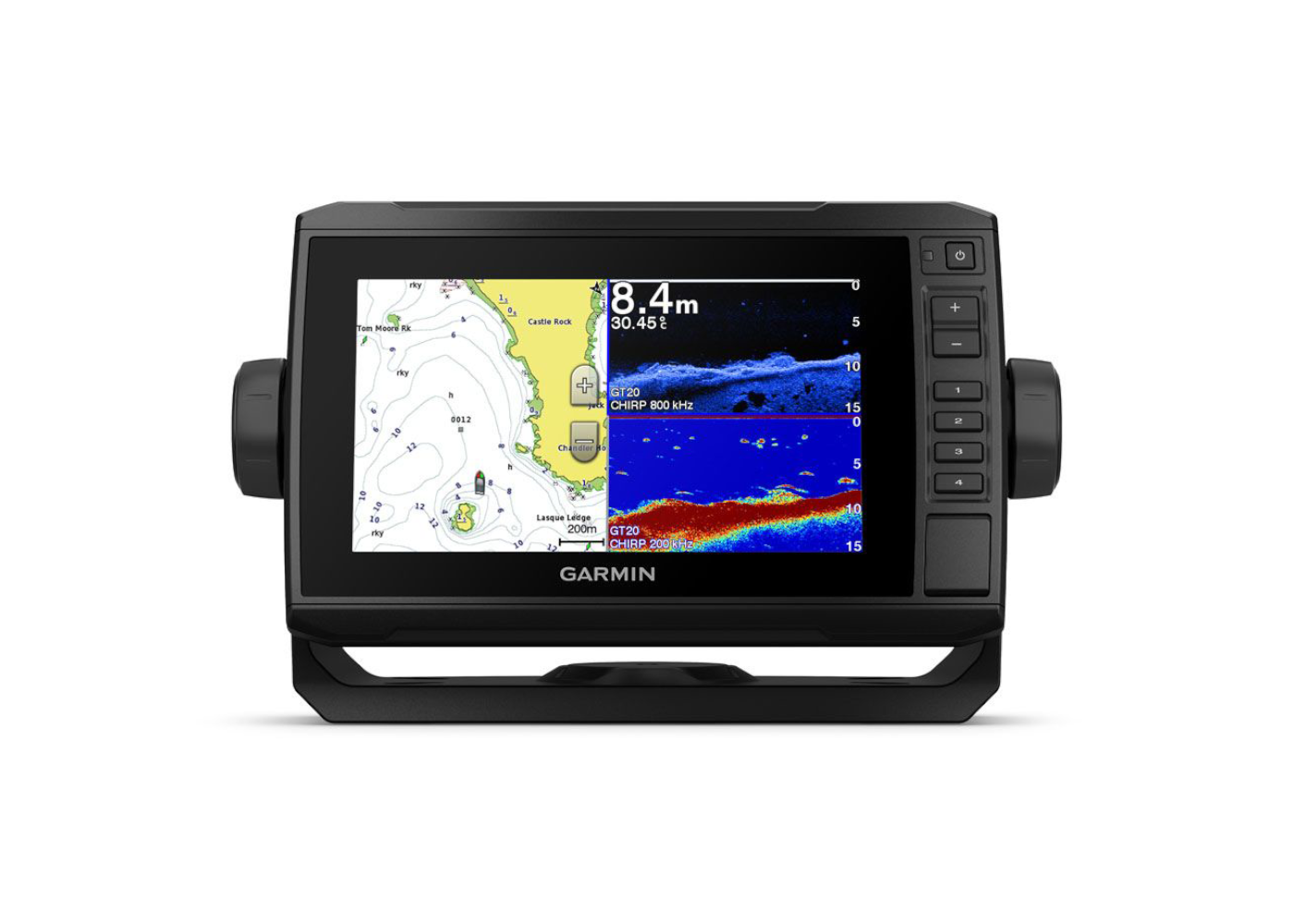 Garmin ECHOMAP Plus 75CV