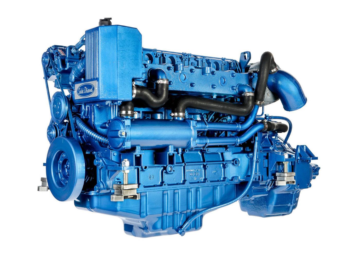 Solé Diesel SDZ-205