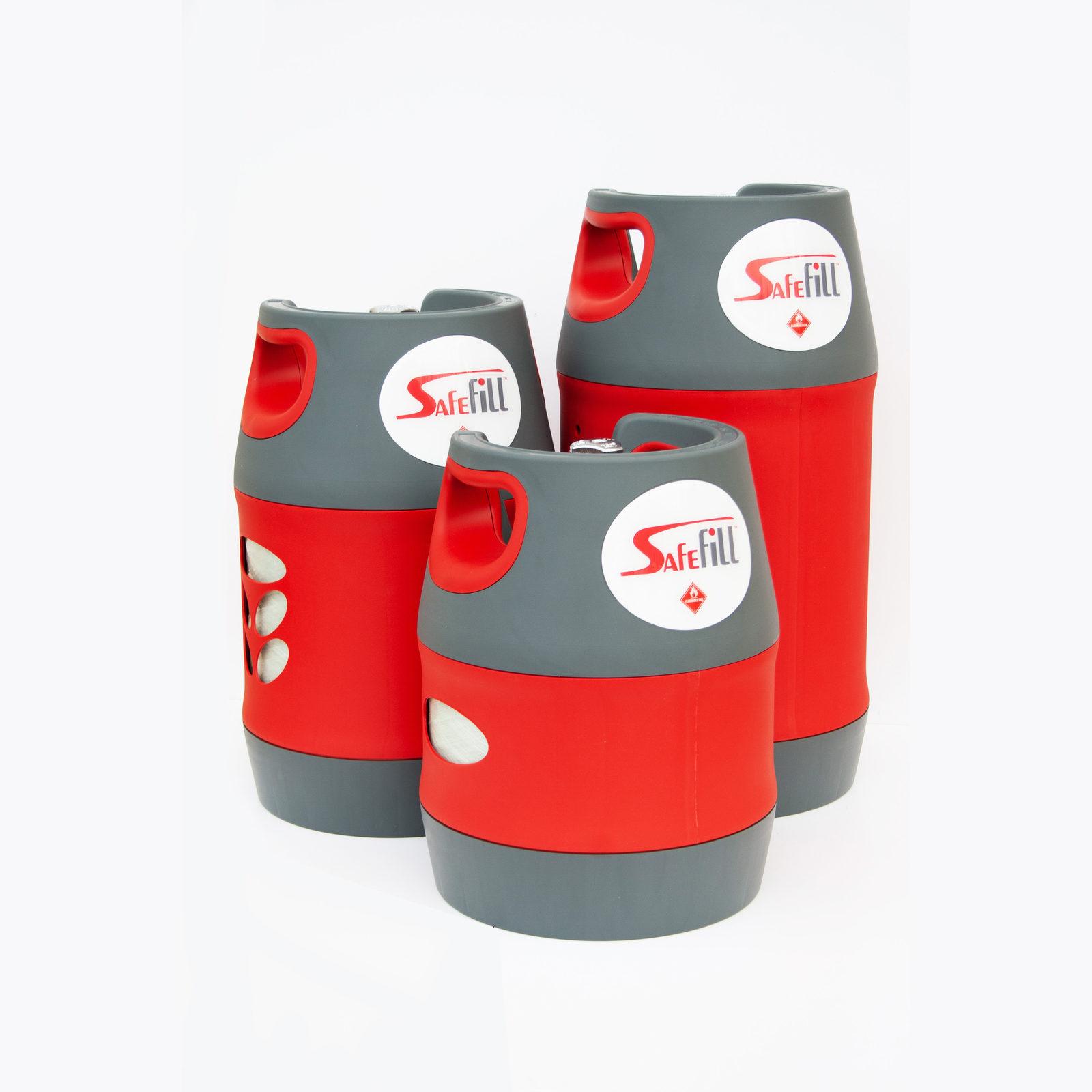 SafeFill Cylinder Range