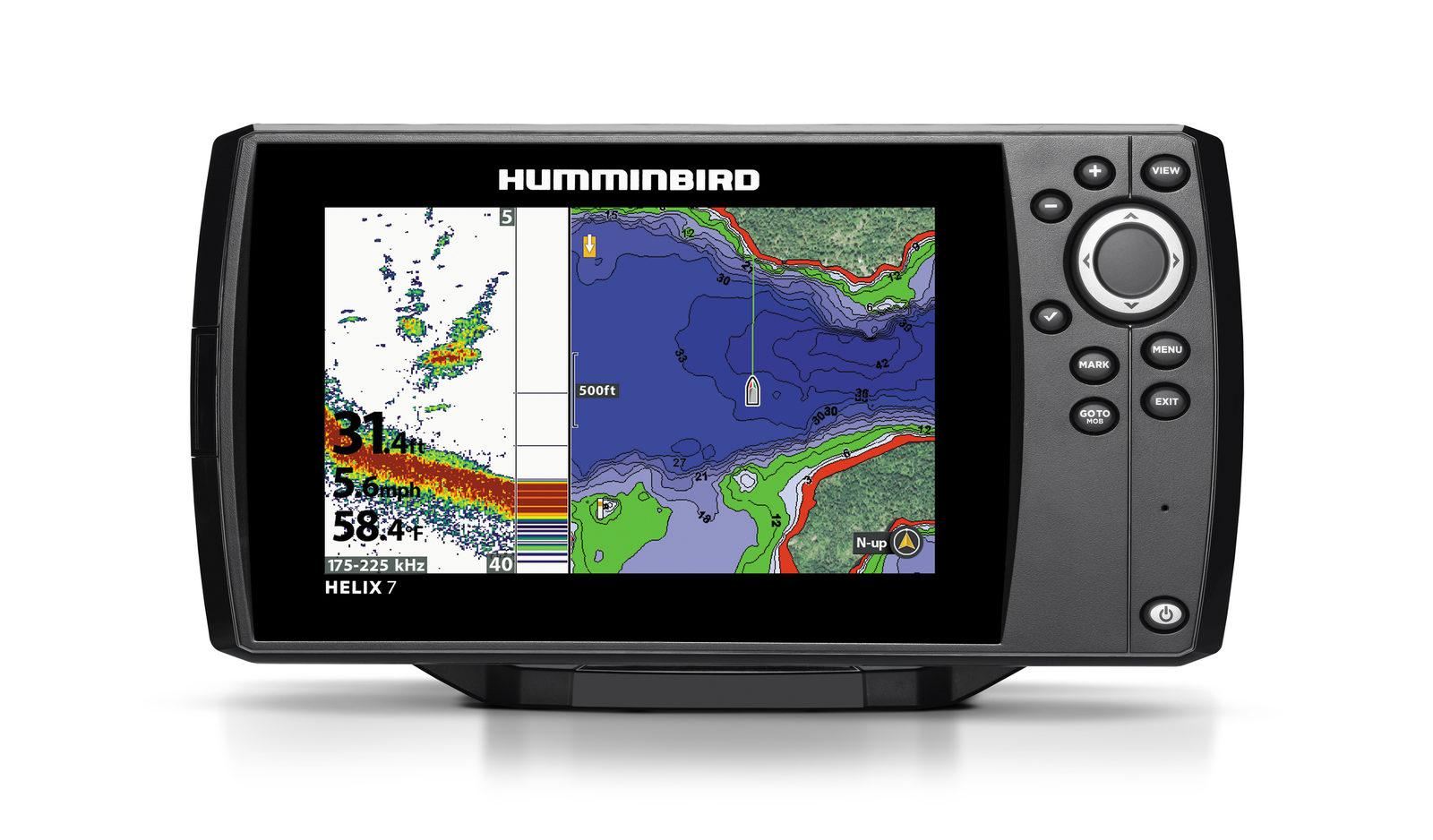 Helix 7 CHIRP GPS G2N