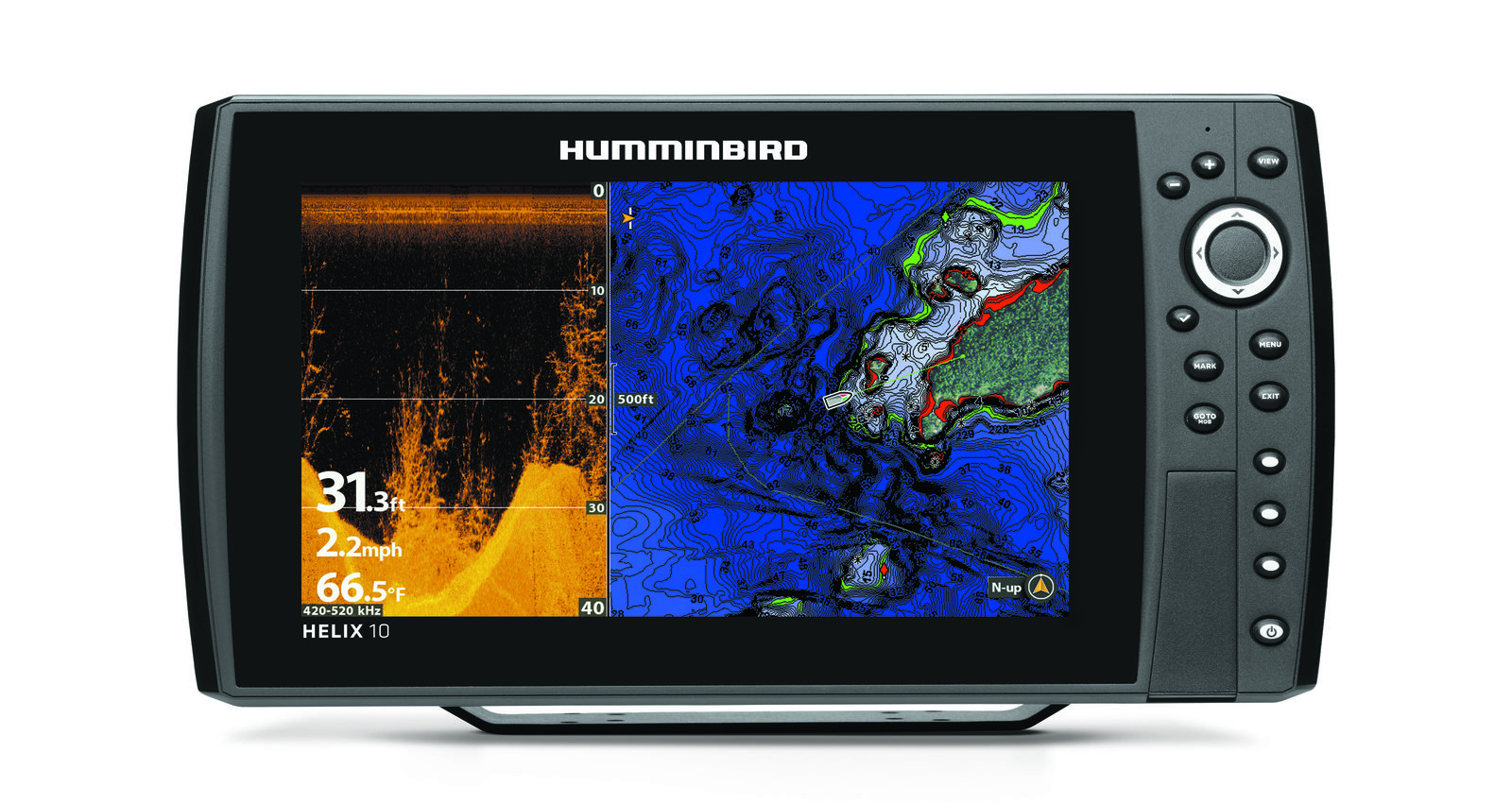 Helix 10 CHIRP DI GPS G2N
