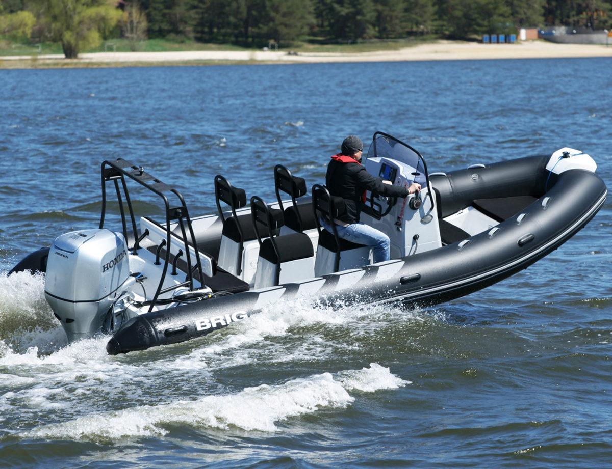 Tow N Go >> Brig Navigator 610 Tow N Go Marinepower